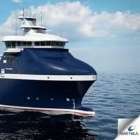 Arctic design PSV: Image credit Kleven