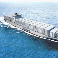 Artist impression of Matson's Aloha-class containership (Image: Matson)