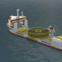Artist's Impression courtesy of Caley Ocean Systems