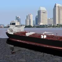 Artist's rendition of Ecotanker (Photo: NASSCO)