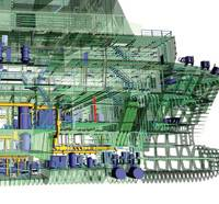 AVEVA Marine is a set of integrated applications created specifically for the unique processes in the engineering and design of ships and offshore structures (Photo courtesy: AVEVA)