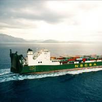 'BAHRI' Ro-Ro: Photo credit National Shipping Company of Saudi Arabia