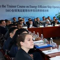 Global train-the-trainer workshop in Progress in China Photo IMO