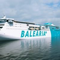 Baleària's new RoRo passenger ferry (Image: Wärtsilä)