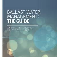 'Ballast Water:  The Guide' is available to  pre-order at www.fathomshipping.com/Guides and  Amazon priced at £95  from December 12th. Email: info@fathomshipping.com