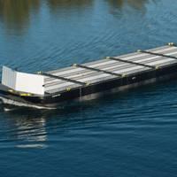 Barge 'Iliuliuk Bay': Photo courtesy of Vigor Fab