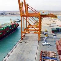 Basra Gateway Terminal. Photo: ICTSI
