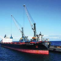 Liebherr Maritime Cranes launched SmartGrip for its  mobile harbor crane product range.