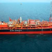 Bhumi Armardi FPSO: Photo courtesy of Bumi Armada