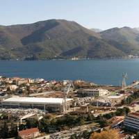 Bijela shipyard in Boka Bay, Montenegro. Photo: Damen Shipyards