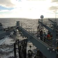 Biofuel RAS: Photo USN