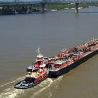 Bollinger redelivered a tank barge to Bouchard Transportation (Photo: Bollinger).