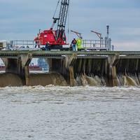 Bonnet Carre' Spillway Operation