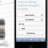 Brennan Industries expanded its mobile app to include pressure ratings for more than 6,000 parts. Photo: Brennan Industries