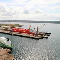 Brest Shiprepair Yard: Photo courtesy of Damen