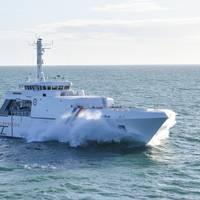 BRP Gabriela Silang (Photo: OCEA)