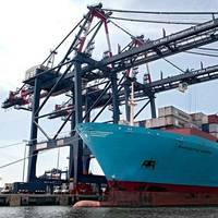 Cai Mep International Terminal (Photo courtesy of Maersk)