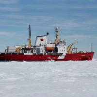 Canadian Coast Guard icebreaker CCGS Amundsen (Photo: Wärtsilä)