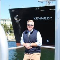 Capt. Michael R. Burns Jr.  (Photo: Massachusetts Maritime Academy)