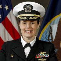 Captain Dianna Wolfson took the helm January 15 as the 110th commander of Norfolk Naval Shipyard (NNSY) and first female leader in its 253-year history. (Photo: Shelby West / Norfolk Naval Shipyard)