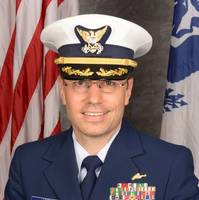 Captain Matthew Lake (Photo: U.S. Coast Guard)