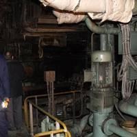 Carnival Triumph engine room fire