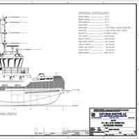 Castleman Maritime CM-72 Signet Vigilanst (Photo: Castleman Maritime LLC)