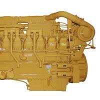 Cat® 3516C (HD) engine: Image credit Caterpillar