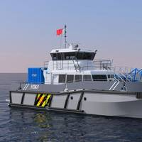 Catamaran 19m