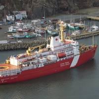 CCGS Louis St Laurent (Photo: Canadian Coast Guard)