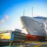 CCL Dream (Photo: Grand Bahama Shipyard)