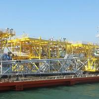 McDermott's China Joint Venture fabricates process module for fast-track delivery to Mexico_HR