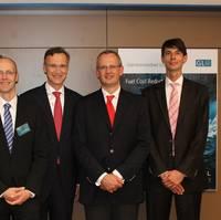 Celebrating GL Emission Manager Launch: Photo credit GL