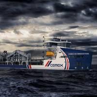 CEMEX Go Innovation (Image: Royston Diesel Power)