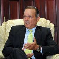CEO of the Panama Canal Authority, Alberto Alemán Zubieta
