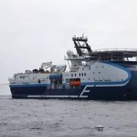 CGG Oceanic Sirius  Photo:  CGG
