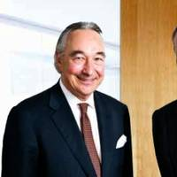 Chairman (L) & CEO: Image Rickmers