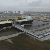 Cheniere's Sabine Pass LNG facility (CREDIT Cheniere)