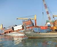 China Coast Casualty: Photo credit Xinhua