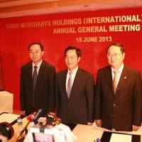 China Merchants HK AGM: Photo credit the company