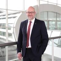 Claus Ulrich Selbach, Business Unit Director – Maritime and Technology Fairs. (Photo: SMM)