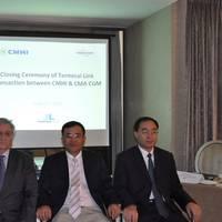 Closing Ceremony: Photo credit China Merchants