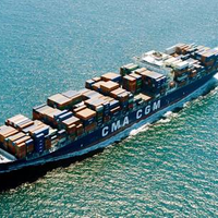 CMA CGM Group vessel © CMA CGM
