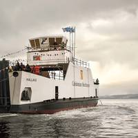 CMAL's MV Hallaig is already equipped with Voith Schneider Propellers. (Photo: Voith)