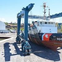 Coast Guard Cutter Neah Bay (photo: Great Lakes Shipyard)