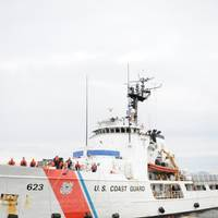 Coast Guard Cutter Steadfast (U.S. Coast Guard photo by Petty Officer 3rd Class Nate Littlejohn)