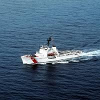 Coast Guard Cutter Vigilant (WMEC 617). U.S. COAST GUARD PHOTO