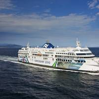 Coastal Inspiration (Photo courtesy of BC Ferries)
