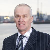 Colin Parker, Harbour Board Chief Executive