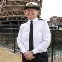 Commodore Jude Terry (Photo: U.K. Royal Navy)